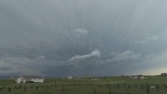 Tornadic Thunderstorm Complex (northern_nights) Tags: supercell tornadicthunderstorms cheyenne wyoming yi4kactioncam blowingdust mammatus timelapse