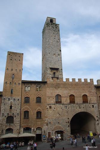 Сан-Джиміньяно, Тоскана, Італія InterNetri Italy 417