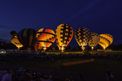 Balloons aglow (TAC.Photography) Tags: color hotairballoons glow festival frankenmuth tomclarknet tacphotography colorful 2018yip