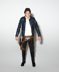 han solo bespin from star wars the last jedi 2 pack basic action figures han solo and boba fett force link 2017 hasbro c (tjparkside) Tags: han solo bespin outfit star wars last jedi basic action figure figures 2 two pack hasbro 2017 episode viii eight 8 tlj v five 5 empire strikes back tesb esb theempirestrikesback 5poa blaster pistol holster jacket force link boba fett from