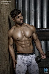 ED076A0246 (TerryGeorge.) Tags: naturalfitnessmodel fitness abs six pack workout toned athletic muscle shirtless hunk terry george