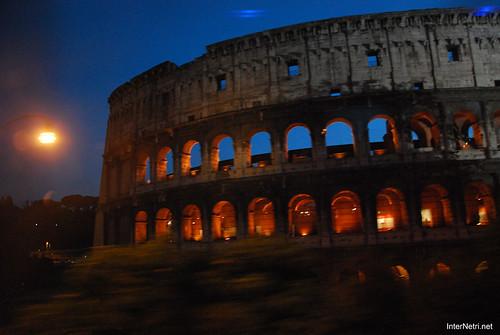 Нічний Рим, Італія InterNetri Italy 113
