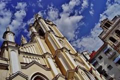 Habana Vieja - Iglesia Santo Angel Custodio 3 (luco*) Tags: cuba la havana habana église church iglesia santa angel custodio vieja maisons houses casas