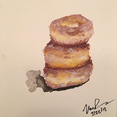 Krispy Kreme (Mark Bonica) Tags: doughnut treat sweet food donut