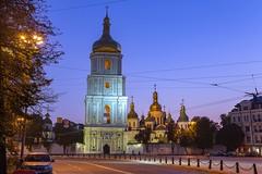 St. Sophia's Cathedral (thefuton) Tags: kyiv kiev ukraine travel stsophiascathedral софійськийсобор
