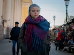 Street portrait (rsvatox) Tags: streetphotography streetphotographer people streetlfe colours candid saintpetersburg street