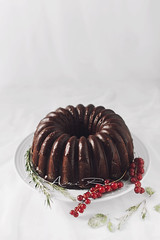 Chocolate Bundt . (asri.) Tags: 2018 onwhite baking homemade foodphotography foodstyling 50mmf14