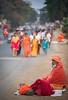 Giri Pradakshina (ludwigriml) Tags: arunachala ascetic baba beggar begging beggingbowl giripradakshina god hindu hinduism holy holyman india karma mala moksha monk ochrerobe pendant pink pradakshina puryfication religion religious reverence sadhu sannyasi sari shiva smoke swami tamil tamilnadu tamilwoman temple tiruvannamalai women yellow contemplation meditation ochre orange praising praying purifying tilaka veneration worshipping