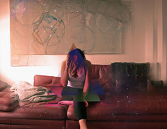Stella, you make me feel: (ItalianCandy) Tags: woman love mind ego separation confusion happiness sadness anger pain hurt relationship color triangle shear vibration couch living room sensual bipolarity depression merge