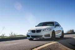 BMW M240i on Beyern Ritz Gloss Black - rotary forged wheels - 3 (tswalloywheels1) Tags: lowered hr springs white bmw m240i m235i 2series f22 beyern ritz rotary forged flow form monoblock staggered concave split 5spoke aftermarket wheel wheels rim rims alloy alloys