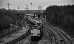 37259/37605 (Lewis_Hurley) Tags: theeasterchieftain 1z37 railtour passenger diesel saltleyviaduct duddestonjunction duddeston saltley england uk birmingham rivieratrains pathfinder directrailservices drs train railway tractor 37605 37259 class37 37