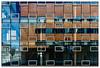 Gegenüber – opposite (frodul) Tags: abstrakt architektur ausenansicht fassade fenster gebäude gebäudekomplex gestaltung glasfassade konstruktion linie outdoor reflection reflektion spiegelung verglasung verwaltungsgebäude hannover haus expo expogelände hochschule niedersachsen deutschland