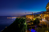 Taormina (dusk) (WolfgangPichler) Tags: taormina sicily italy availablelight dusk panasonic tz202