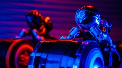 """""""He fights for the Users"""" (Alan Rappa) Tags: afol flynn ideas lego legobricks legophotography lightcycle minifigs minifigures movie scifi sonya6300 toy toys toytography tron tweetme"""