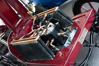 Renault Type K Paris-Vienne - 1902