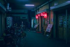 (fragmattic) Tags: tokyo japan neon glow cyberpunk bladerunner asia citylife metropole tokio citylights