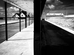 DSCF2036 (Neil Johansson LRPS) Tags: fujifilmx30 blackandwhite monochrome bnw urban urbanphotography urbanwales ffotonwales urbanandstreet street streetphotography streetphotographer architecture noir filmnoir rhylnoir rhyl denbighshire