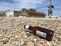 Abandoned (arrjryqp6) Tags: icehouse texas leftbehind weathered building bottle abandoned