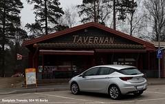 Closed Taverna (Arto Katajamaa) Tags: taverna closed april april17th borås rastplatstransås rastplats transås vägkrog stängt suljettu pysähdyspaikka paussi kahvila väg41 kantatie41 41an road41 truckstop