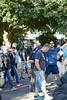 20180611NoAFDHROBR025 (bildwerkrostock) Tags: rostock rostocknazifrei afd lüttenklein polizei antifa nazis hro1106