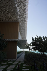 2018-06-FL-191090 (acme london) Tags: 2018 antoniocitterio balcony bulgari dubai facade hotel hotelresort meraas pattern precastconcrete shading uae