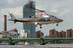 G-HLCM Leonardo Spa AW109SP (kertappa) Tags: img8371 ghlcm leonardo spa aw109sp london heliport battersea eglw