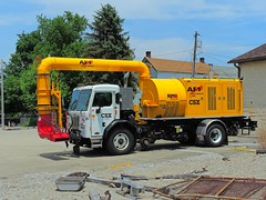 CSXT CAB201701 (Proto-photos) Tags: csx csxt cab201701 coldairblower mow maintenanceofway work truck vehicle heavyequipment machinery af1 rpmtech airforcedone