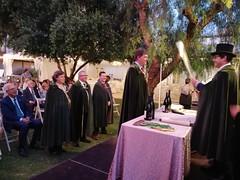 Josep Maria Andreu, investit cavaller confrare de mèrit