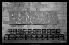 Harz, Quedlinburg, Kirche St. Servatius (Dierk Topp) Tags: 17mm a7rii a7rm2 bw canontse417mm fachwerk ilce7rii ilce7rm2 sonya7rii tse architecture canon17mmtse churches kirche monochrom quedlinburg sw sony tiltshift