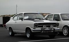 1973 Opel Kadett Coupé (rvandermaar) Tags: 1973 opel kadett coupé b opelkadett opelkadettb kadettb sidecode2 8566vx rvdm