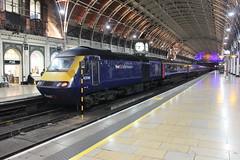 43196 (matty10120) Tags: london paddington train railway rail transport travel great western class 43 125 hst high speed
