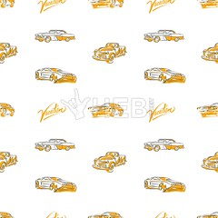 Old cars seamless pattern (Hebstreits) Tags: american art auto automobile backdrop background boys camper car cars cartoon classic design drawn drive fabric fashion graphic hand illustration isolated kids machine old pattern print race red retro seamless silhouette sport sports style symbol textile texture toy transport transportation travel van vector vehicle vintage wallpaper white