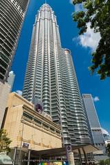Skyscrapers of Kuala Lumpur, Malaysia
