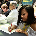 Dédicace/Signing session: Domee SHI (