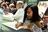 """Dédicace/Signing session: Domee SHI (""""Bao"""") (Festival international du film d'animation-Annecy) Tags: 2018 5vendredi annecy citia festival internationaldufilmdanimati bonlieu forum dédicace internationaldufilmdanimation"""