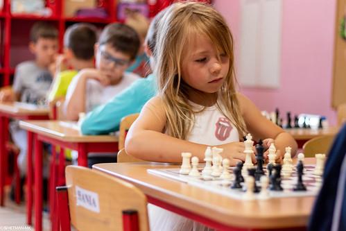 VIII Turniej Szachowy o Mistrzostwo Przedszkola Europejska Akademia Dziecka-34