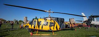 Italian Military Bell UH-1N Twin Huey (Agusta Bell 212)