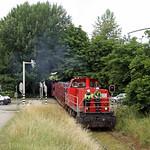 20180613 DBC 6422 + buizen, Zwijndrecht thumbnail