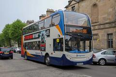 19052 MX56FSA Stagecoach Fife (busmanscotland) Tags: mx56fsa mx56 fsa 19052 greater manchester south buses stagecoach ad adl alexander dennis trident enviro 400 e400 fife east scotland