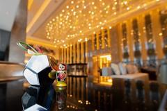 Matreshka at Chengdu's JW Marriott, China (valerian.guillot) Tags: lounge hotel marriott canon ze zeiss distagont2815 distagon2815 matrioshka chengdu