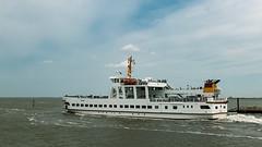 Frisia VI.jpg (Knipser31405) Tags: 2018 schiff niedersachsen nordsee frühjahr