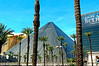 The Luxor Pyramid (EmperorNorton47) Tags: lasvegas nevada photo digital winter pyramid hotel palms palmtrees