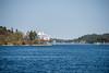 4 мая Стокгольм Sony-33 (Volodimmer) Tags: vaxholm archipelago stockholmferry cruise ferry passenger ship city sky boat water