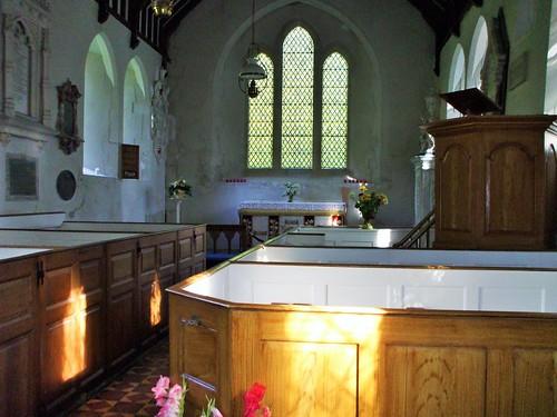 St Peter ad Vincula, Folkington