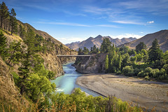 New Zealand Canterbury (Ed Kruger) Tags: 2018 allrightsreserved aotearoa canterbury edkruger millakruger nz newzealand southisland wildlife abaconda blue bridge clouds copyrights forest green horizon january kirillkruger kiwi landscape mountains nature plants qfse river rodkruger sky summer sun travel travelphotography tree water emuplain
