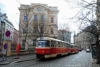 PRAGUE--7188 at Zvonarska Terminal, Line 23