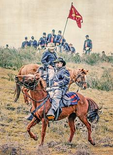 2018 Blue & Gray Civil War Reenactment, Moorpark 3.17.18 4