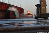 prc41118arrdkhp_rb (rburdick27) Tags: ice philiprclarke greatlakesfleet marquette oredock lakesuperior scenicmichigan sunset