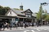 20180404 Harajuku Station (chromewaves) Tags: fujifilm xt20 xf 1855mm f284 r lm ois tokyo japan harajuku shibuya