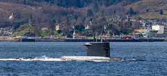 """Netherlands Walrus Class Submarine """"HNLMS Zeeleeuw"""" (Ratters1968: Thanks for the Views and Favs:)) Tags: canon dslr photography digital eos canon7dmk2 martynwraight ratters 1968 warships ship navy war military fleet faslane greenock cloch jw clyde riverclyde scotland sea water submarine netherlands walrus class hnlmszeeleeuw walrusclass dutch holland joint warrior exjointwarrior2018 maritime exercise jointwarrior2018"""
